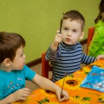 частный детский сад с изо студией